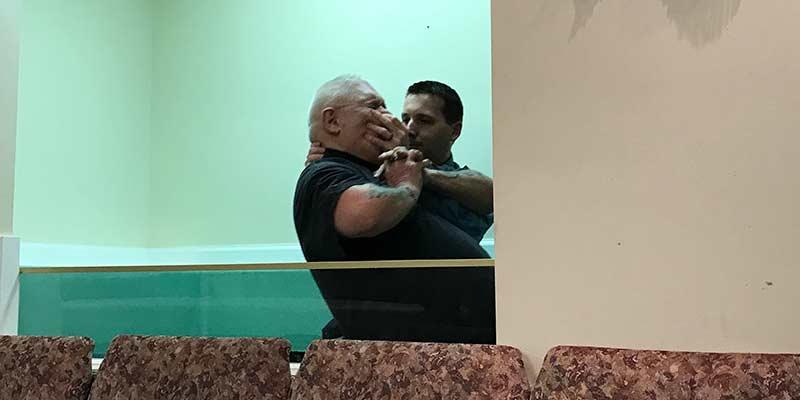 A Baptism at Linwood Baptist