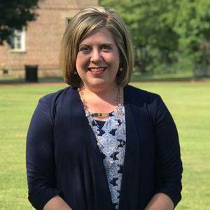 Melissa Alverson, Director of Women's Ministries