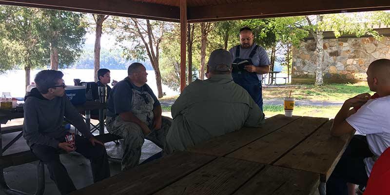 Mens Ministry - Camping Trip