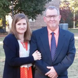 Randy and Amy Moore, College and Career Sunday School